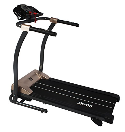 FOLDING TREADMILL FITNESS EXERCISE RUNNING MACHINE MOTORISED F4H PORTABLE JK08