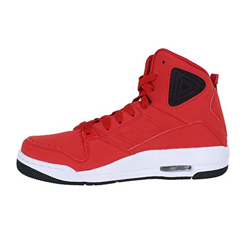 Jordan Nike Herren SC-3 Basketballschuh Universität Rot Schwarz Weiß