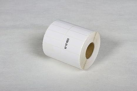 Amazon.com: Blanco Multi Purpose etiqueta rollos, color ...