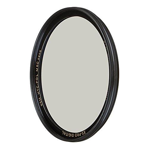 B+W 95mm XS-Pro HTC Kaesemann Circular Polarizer Nano Multi-Resistant Coating (MRC) Camera Lens Filter High Transmission Camera Lens Polarizing Filter (66-1087267) by B+W