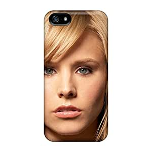 OrangeColor Design High Quality Kristen Bell Celebrities Cover Case With Excellent Style For Iphone 5/5s