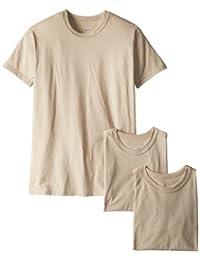 Soffe Men's Crew-Neck T-Shirt (Pack of Three)