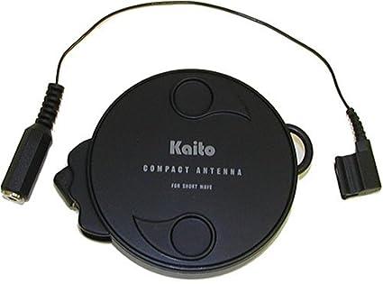 Review Kaito T-1 Radio antenna
