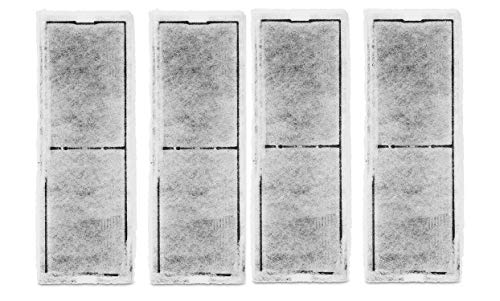Imagitarium Replacement Carbon D Filter Cartridges, Pack of 4 ()