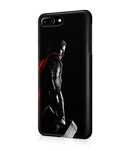 [Thor God Of Thunder The Avengers Superhero Plastic Snap-On Case Cover Shell For iPhone 7 Plus] (Avengers Superhero)