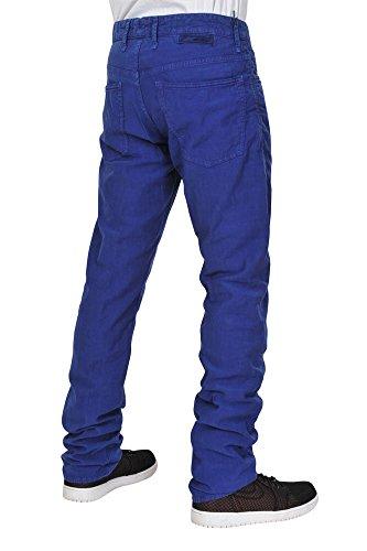 Incotex Pantalon Homme 31 Bleu / Casual Taille normale Coupe régulière R