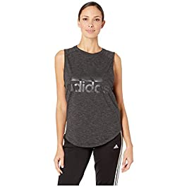 adidas Women's Id Winners Muscle Tee