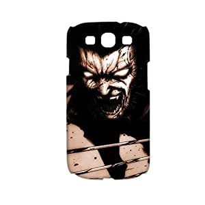 Print With X Men Origins Wolverine For S3 I9300 Samsung Abs Phone Cases For Boy Choose Design 1-1