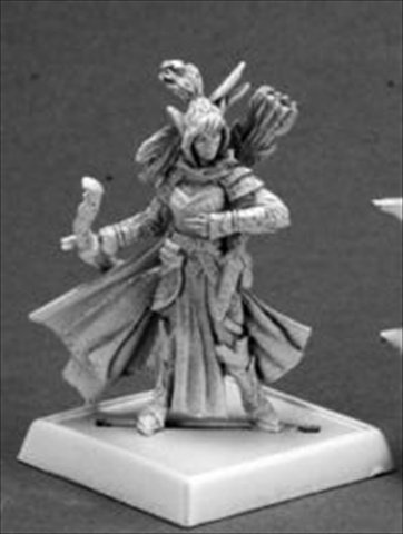 Shalelu # 2 Pathfinder Miniature by Reaper