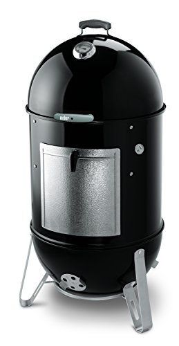 Weber Smokey Mountain Cooker 22 Inch Smoker ()