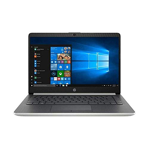 "2020 HP Pavilion 14"" HD Touchscreen Laptop Computer, AMD Ryzen 3-3200U Processor, 8GB DDR4 RAM, 256GB SSD, HD Audio, AMD Radeon Vega 3 Graphics, HD Camera, HDMI, Windows 10 S, Silver, 32GB USB Card"
