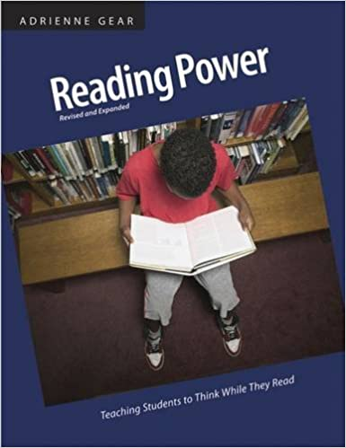 Amazon reading power revised expanded edition teaching reading power revised expanded edition teaching students to think while they read second edition edition fandeluxe Image collections