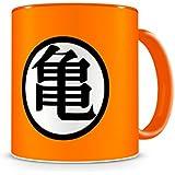 Caneca Dragon Ball Z Orange
