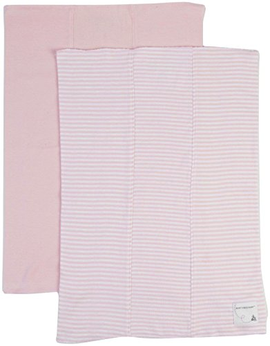 Burts Bees Baby Striped Cloths