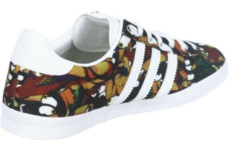 adidas Gazelle OG WC Farm W - Zapatillas para mujer RUNWHT/METSIL