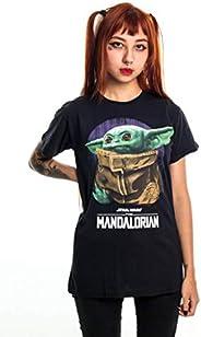 Camiseta Star Wars Baby Yoda, Piticas, Adulto e Infantil Unissex