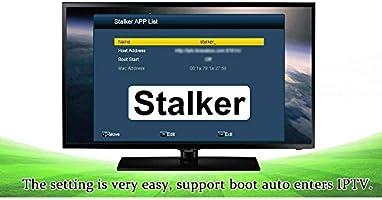 Gamogo Inteligente Televisión Personal Internet de Alta definición para Stalker Caja de TV M258 más rápida con WiFi: Amazon.es: Electrónica