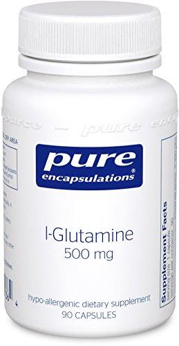 Pure Encapsulations l Glutamine Hypoallergenic Gastrointestinal
