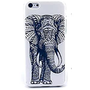 GJY The Left Side of The Elephant Pattern Case for iPhone 6