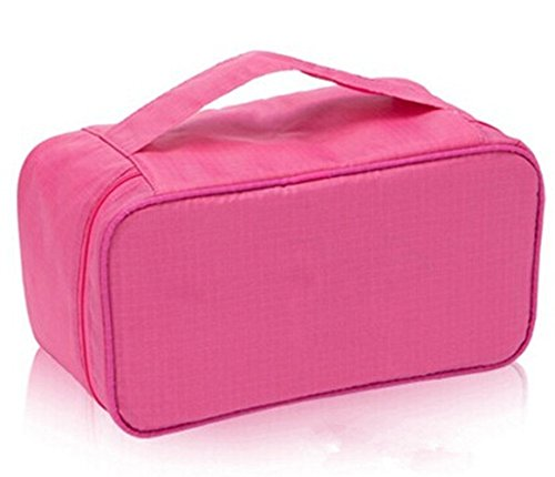 UrCool Underwear Pouch Bra Lingerie Bag Multi-Functional Travel Toiletry  Organizer Handbag Cosmetic Makeup Bag Luggage Storage Case For Cosmetics 4d6cccb5db686