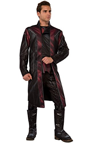 Hawkeye Costumes Marvel Heroes (Rubie's Costume Co Men's Avengers 2 Age Of Ultron Deluxe Adult Hawkeye Costume, Multi, Standard)