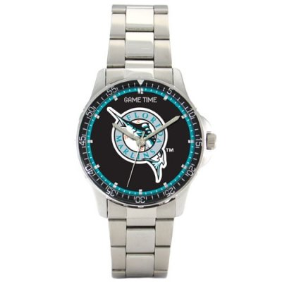 Coach Sports Series Watch Mens (Florida Marlins Game Time Coach Series Mens MLB Watch)