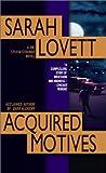 Acquired Motive, Sarah Lovett and Sarah Lovett, 0743463358