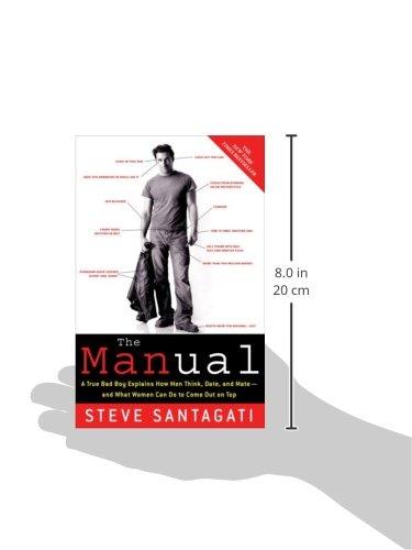 Steve santagati the manual