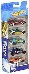 Hot Wheels 5 Car Gift Pack (Styles May V...