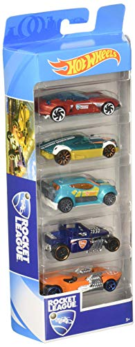 Hot Wheels 5 Car Gift Pack (Styles May Vary) ()