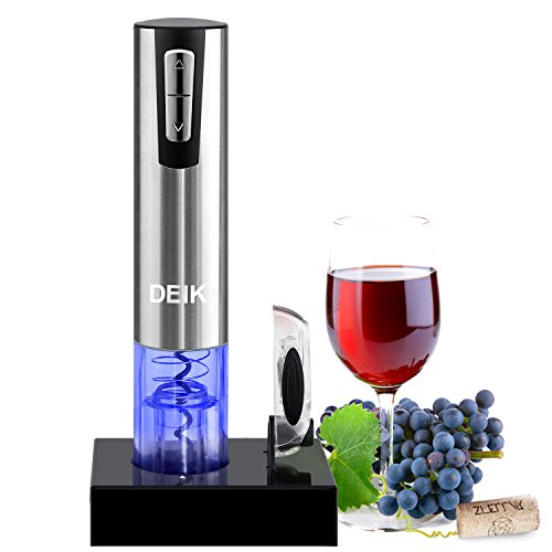 Deik Electric Wine Opener, Sta