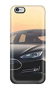 ERjKafW14797Zwapq Case Cover, Fashionable Iphone 6 Plus Case - Tesla Model S 7