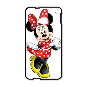 Disney Mickey Mouse Minnie Mouse HTC One M7 Cell Phone Case Black Protect your phone BVS_570934