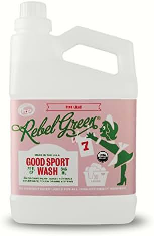 Laundry Detergent: Rebel Green Good Sport