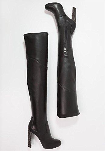 Guess Women's Boots Black Black ZAC7xb