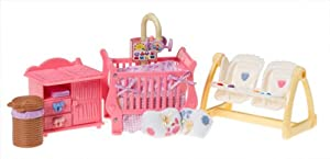 Amazon Com Fisher Price Loving Family Nursery Toys Amp Games