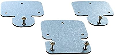 KING MB600 Removable Roof Mount Bracket for KING Tailgater and Quest Satellite Antennas