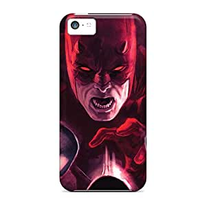 Excellent Cell-phone Hard Covers For Iphone 5c (aPo9805yLQE) Unique Design Nice Daredevil I4 Image
