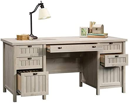 Pemberly Row Home Office Executive Desk