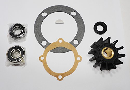 Westerbeke Water Pump (Major Repair Kit Replaces Westerbeke 18172 Sherwood 12221 Water Pump G65 , F85)