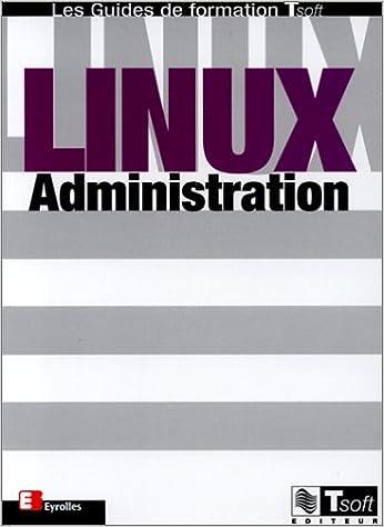 Livre Linux administration pdf