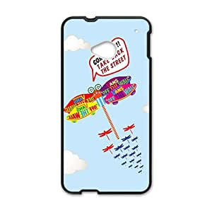 Malcolm Sport brand Vans creative dragonfly fashion cell phone case for HTC One M7