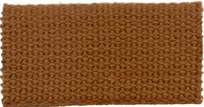 Butternut Natural Cotton Shaker Furniture Seat Tape (Sold by The Yard) 1