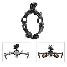 Camera Gimbal Mult-function Fill Light Holder Mount Bracket 360-degree Rotatable Action Panorama Gopro Camera for DJI Mavic Pro Platinum Drone STARTRC