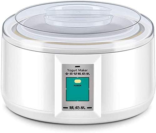 ZXL Yoghurt Maker Machine,Cream Maker Frozen Yogurt Double Mini Ice Cream Machine for Home
