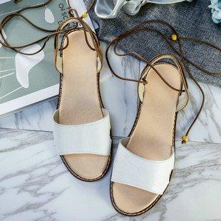 Xue Qiqi Court Schuhe Sandalen Studentinnen mit Einem Einem Einem Basis- und Einem Massekabel Sweet Rom Fan Arts Retro Damen Schuhe c477ba