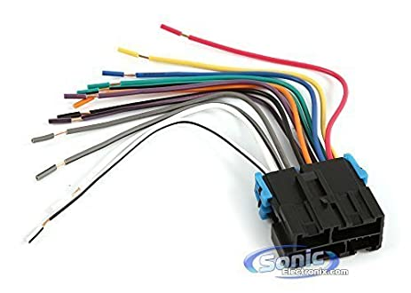 410NXRtaUkL._SX463_ amazon com metra 701859 gm amp interface harness automotive  at honlapkeszites.co