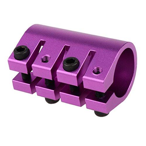 Fityle キックボードクランプ キックボード部品 全2色