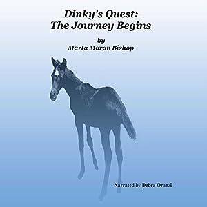 Dinky's Quest: The Journey Begins Audiobook