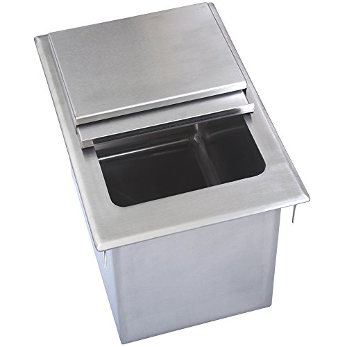 "Price comparison product image DROP IN ICE BIN W / LID (22"" x 18"")"